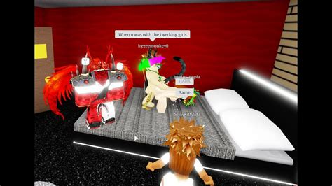 NASTY NEW ODER SEX CLUB ON ROBLOX EXPOSED YouTube