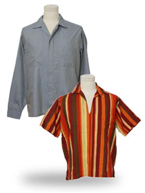 mens  shirts  rustyzippercom vintage clothing