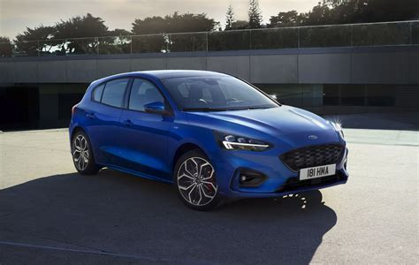 2019 Ford Focus  Top Speed