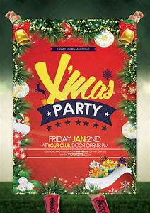 Christmas In July Flyer 25 Christmas New Year Party Psd Flyer Templates Web