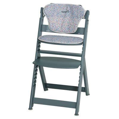 chaise haute bébé la redoute chaise haute bébé et coussin totem 6 mois à la redoute