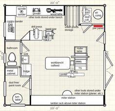workshop layout images   garage workshop