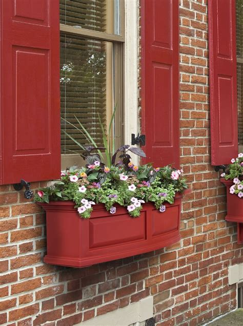 Window Planters by 25 Best Ideas About Window Boxes On Outdoor