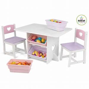 Table Enfant Avec Chaise : table avec chaise enfant ouistitipop ~ Teatrodelosmanantiales.com Idées de Décoration