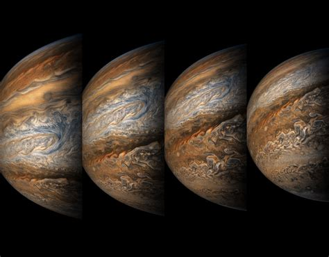 Jupiter is still a ridiculously beautiful place judging ...