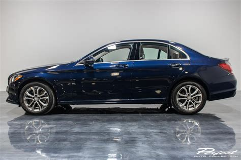 Use our search to find it. Used 2016 Mercedes-Benz C-Class C 300 4MATIC For Sale ...