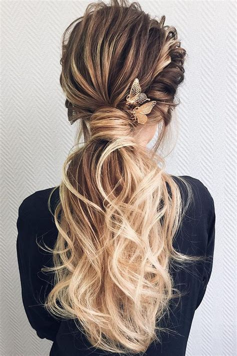 36 chic and easy wedding guest hairstyles hair nails