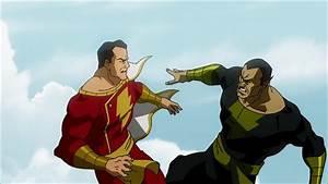 DC Comics Will Be Splitting 'Shazam' and 'Black Adam' Into ...