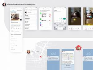 Airbnb Guest Manual Concept By Isil Uzum On Dribbble