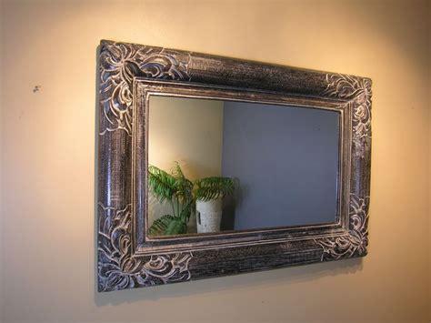 Restaurer Le Cadre En Bois D'un Vieux Miroir Relooker