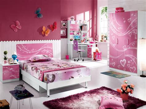 Pink Childrens Bedroom Furniture