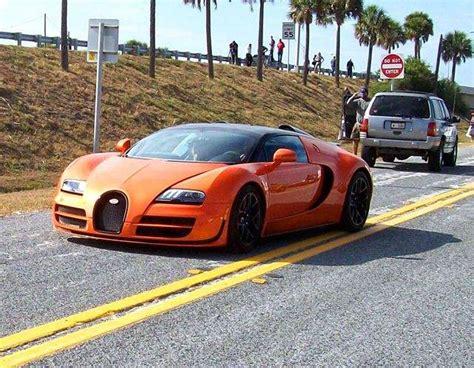 Tampa Bay Segment Of 'top Gear' Show Features Bugatti Veyron