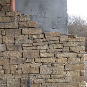 donegal cream dry wall building  walling cornerstones