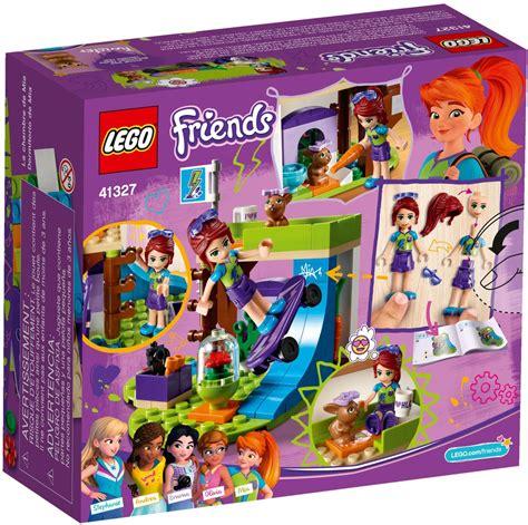 Lego Friends Sets 41327 Mia's Bedroom New