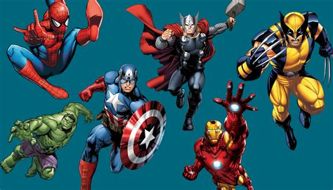 Super Hero Meme - 10 marvel superheroes did your favorite superhero make the list