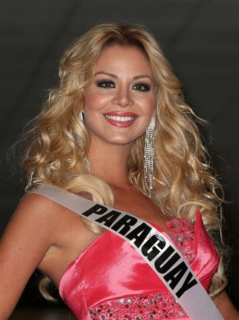 paraguay competing  universe  fashion style