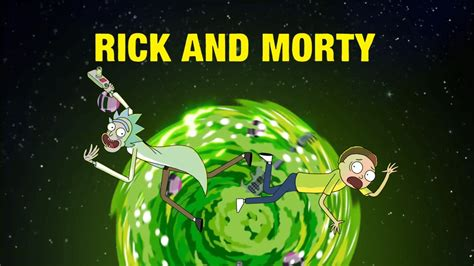 Desktop Rick and Morty