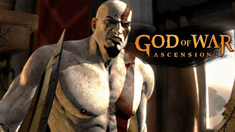 God Of War Ascension All Cutscenes Movie God Of War 4