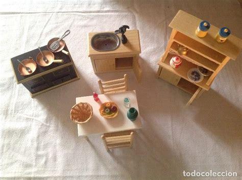 varios muebles miniatura de cocina  accesorios comprar