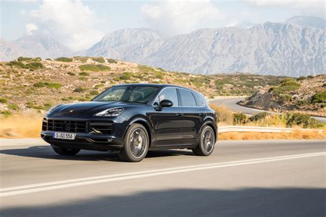 Test Drive 2019 Porsche Cayenne Turbo  Cool Hunting