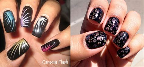 Nail Arts Latest Designs : Happy New Year Nail Art Designs & Ideas 2014/2015