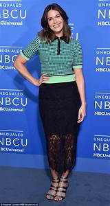 Mandy Moore stuns in two stylish looks at separate events ...