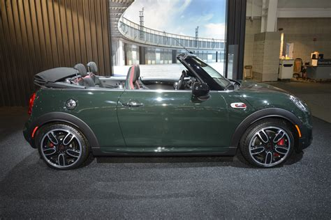 New Mini John Cooper Works Convertible Is The Very