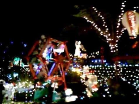 christmas lights friendly hills youtube