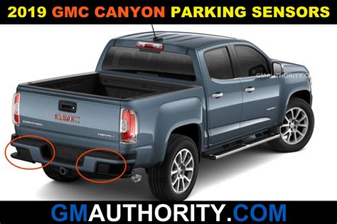 2019 Gmc Features by 2019 Gmc Adds Rear Park Assist Feature Spotlight