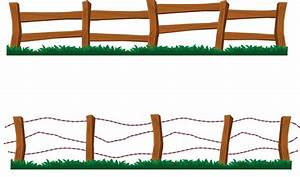 Fence Clip Art Black And White | Clipart Panda - Free ...