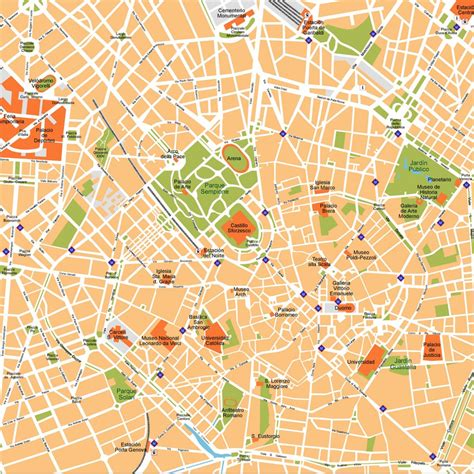 milano vector map vector world maps