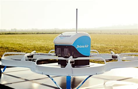 drones delivery within months begin