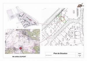 exemple permis de construire maison exemple devis With photo de plan de maison 1 bardeaux de cadre