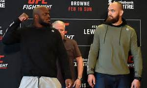 UFC Fight Night preview: Derrick Lewis vs Travis Browne ...