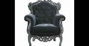 Fauteuil Crapaud Maison Du Monde : top fauteuil maison du monde un trne baroque la maison ~ Melissatoandfro.com Idées de Décoration