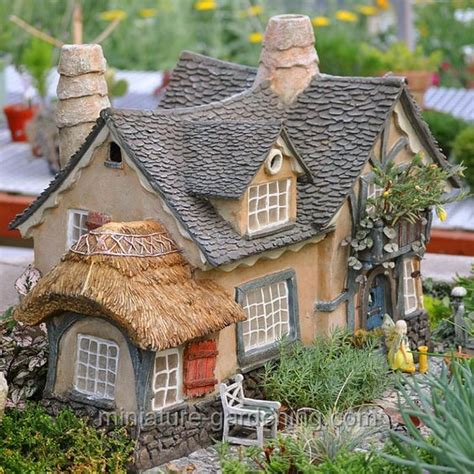 The Underfoot Cottage  Where To Buy Miniature And Fairy