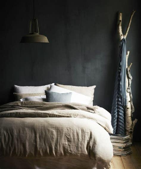 chambre avec mur en comment incorporer la couleur grège idées en photos