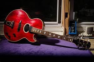 Early 70 U0026 39 S Howard Roberts    One Pickup  Two Tones  U2014 Chubbuck Guitars    Making  U0026 Repairing