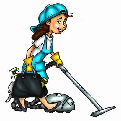 Cleaning Carpet Maids Cliparts Service Services Cleaner