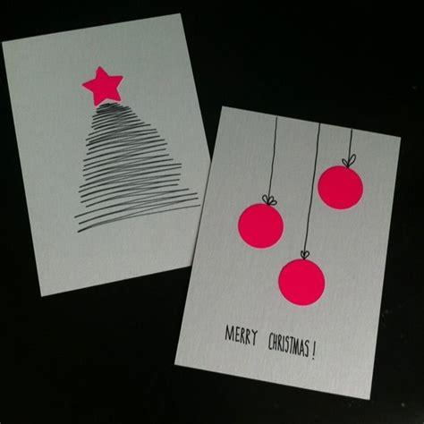 Die Besten 25 Ideen Zu Weihnachtskarten Selber Machen Auf