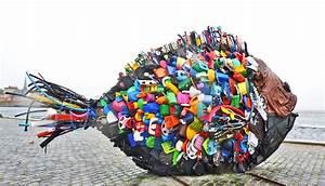 Plastic Junk And Fibers Show Up In Market Fish