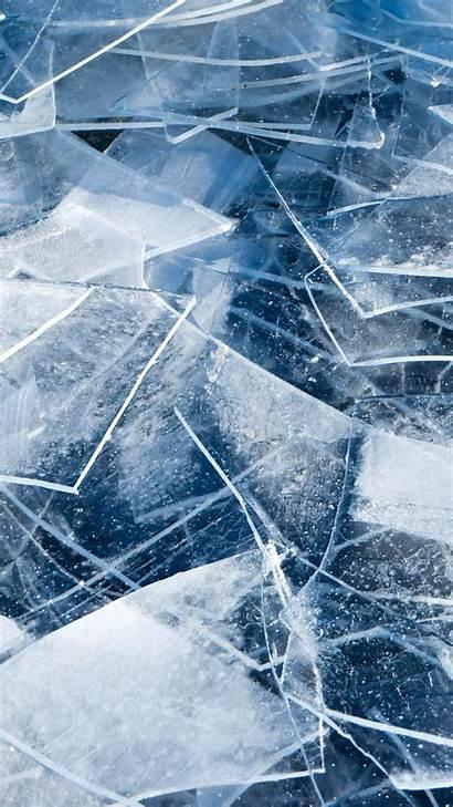 Layer Snow Closeup Close Mountain Cracks Wallpapersmug