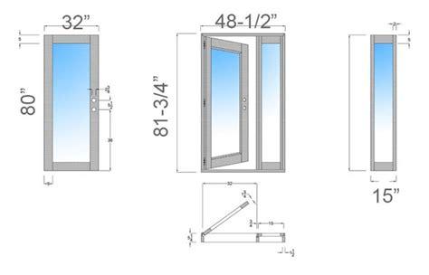 5 doors exterior sizes sizes patio doors