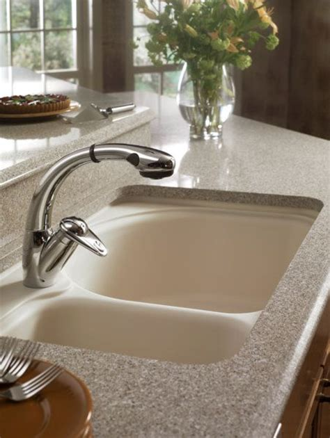 corian kitchen sinks undermount undermount sink countertops and sinks on 5811