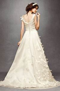 ethereal monarch gown onewedcom With ethereal wedding dress