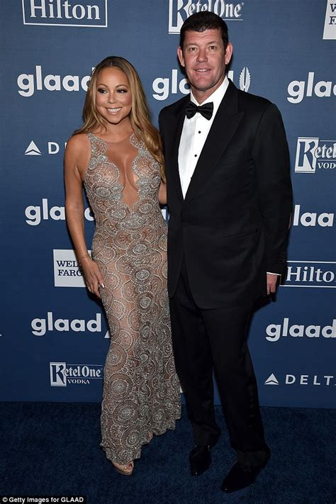 mariah carey refused  sleep   fiance james packer