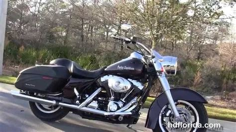 2005 Harley Davidson Road King For Sale by 2005 Harley Davidson Road King Custom Used Motorcycles