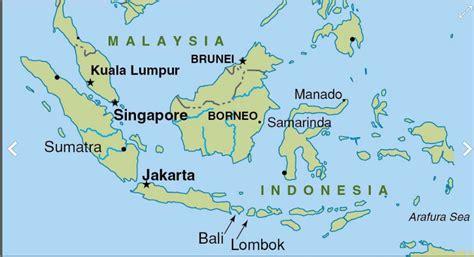 earthquake measuring  strikes  indonesias lombok