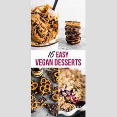 15 Amazing Vegan Desserts That Everyone Will Love Build
