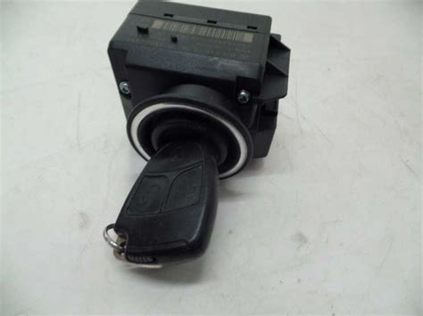 2005 Mercedes C230, Ignition Switch W/key, 2095451308